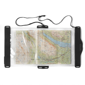 Large Waterproof Carry Map Case