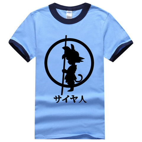 Dragon Ball Z Goku Ringer T-Shirt