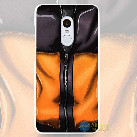 Naruto Shockproof Phone Case For Xiaomi