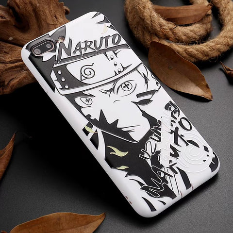 Naruto Shockproof Phone Case For iPhone