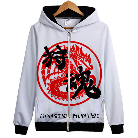 Hunter x Hunter Character Premium Hooded Jacket
