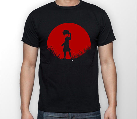 Hunter x Hunter Killua Red Moon T-Shirt