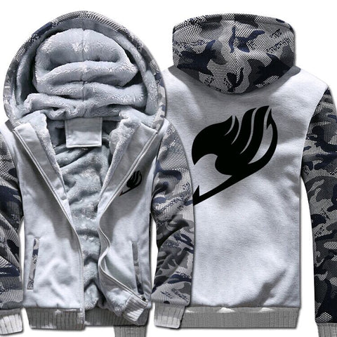Fairy Tail Premium Hooded Jacket