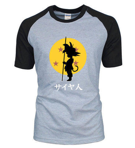 Dragon Ball Z Goku Sihlouette T-Shirt