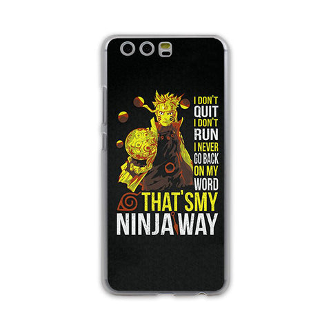 Naruto Shockproof Phone Case For Huawei