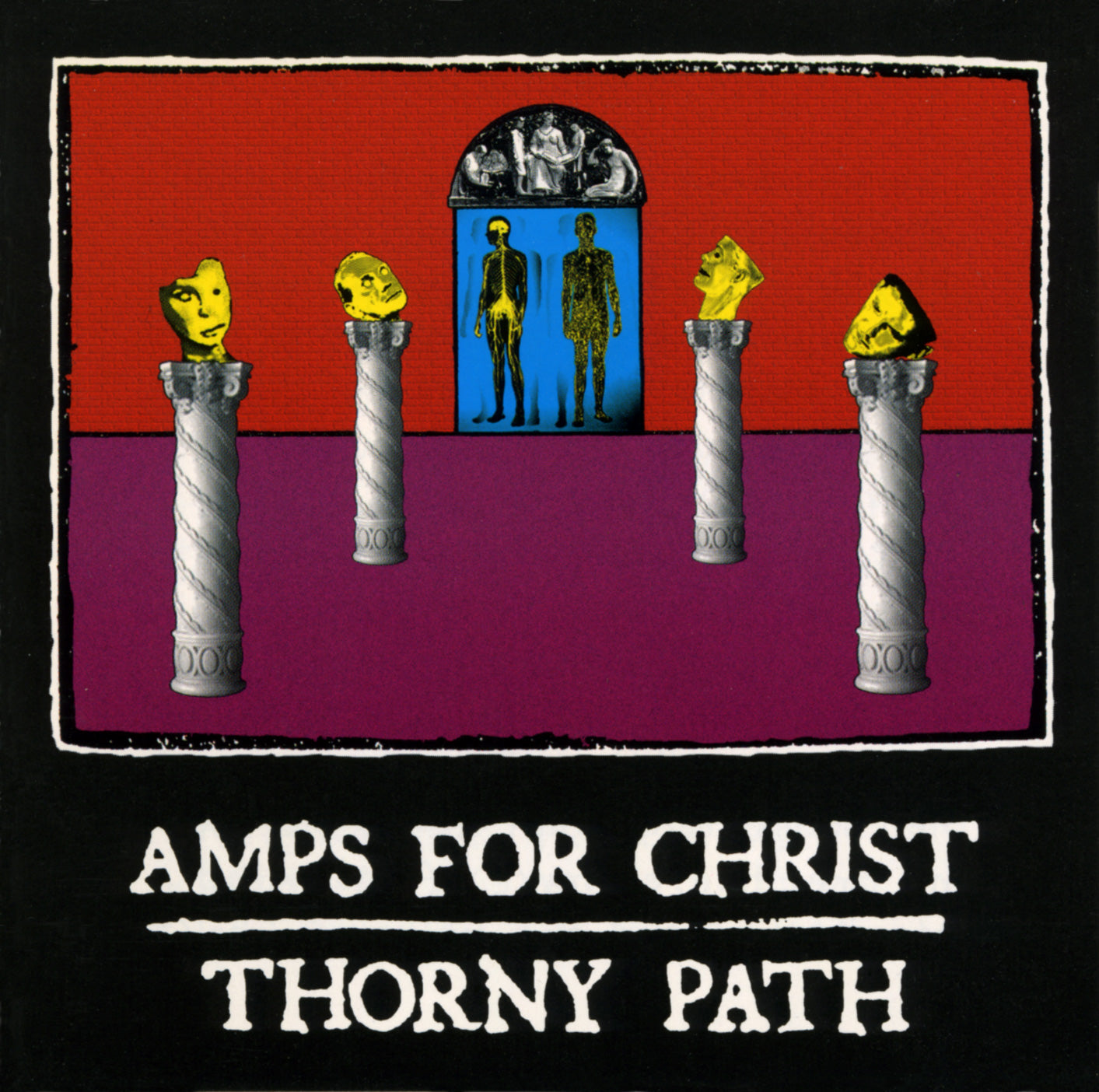 Amps for Christ - Thorny Path - Monoroid