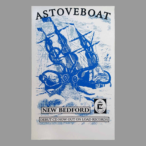 Astoveboat Promo Poster - Monoroid