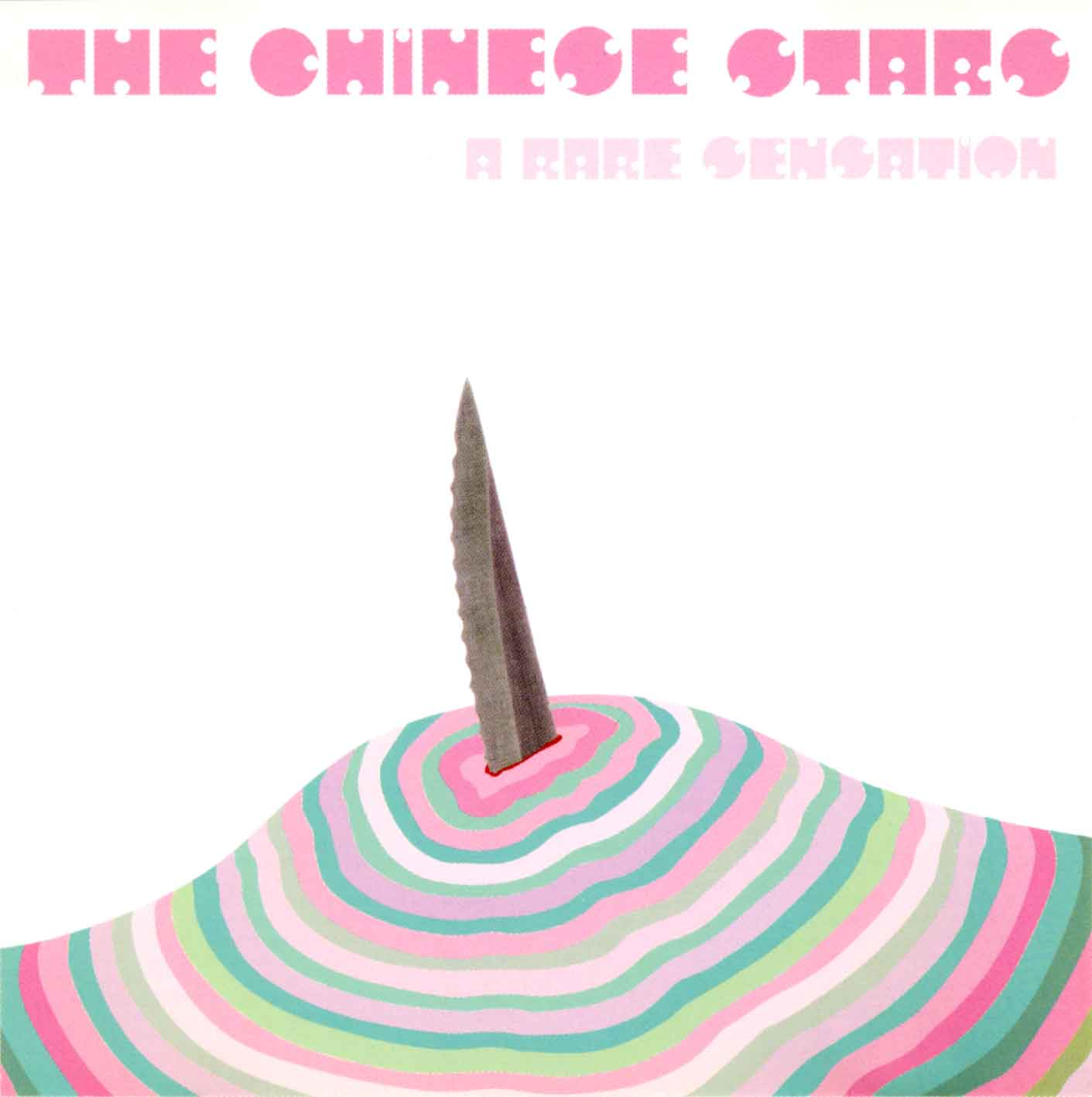 Chinese Stars - A Rare Sensation LP - Monoroid