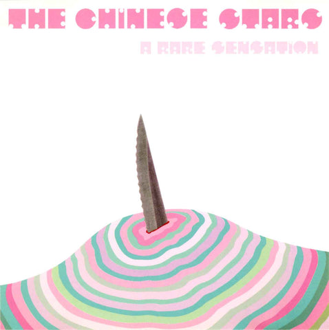 The Chinese Stars - A Rare Sensation CD - Monoroid