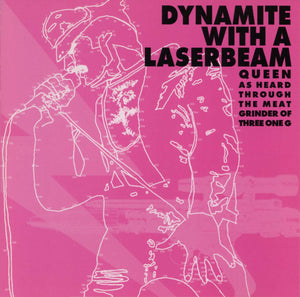 Dynamite with a Laserbeam - Queen Tribute Compilation LP - Monoroid