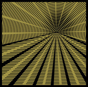 Eleh - Radiant Intervals LP (Gold) - Monoroid