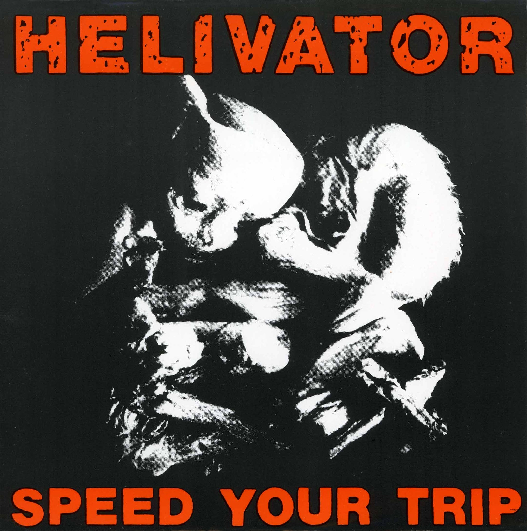 "Helivator - Speed Your Trip 7"" - Monoroid"