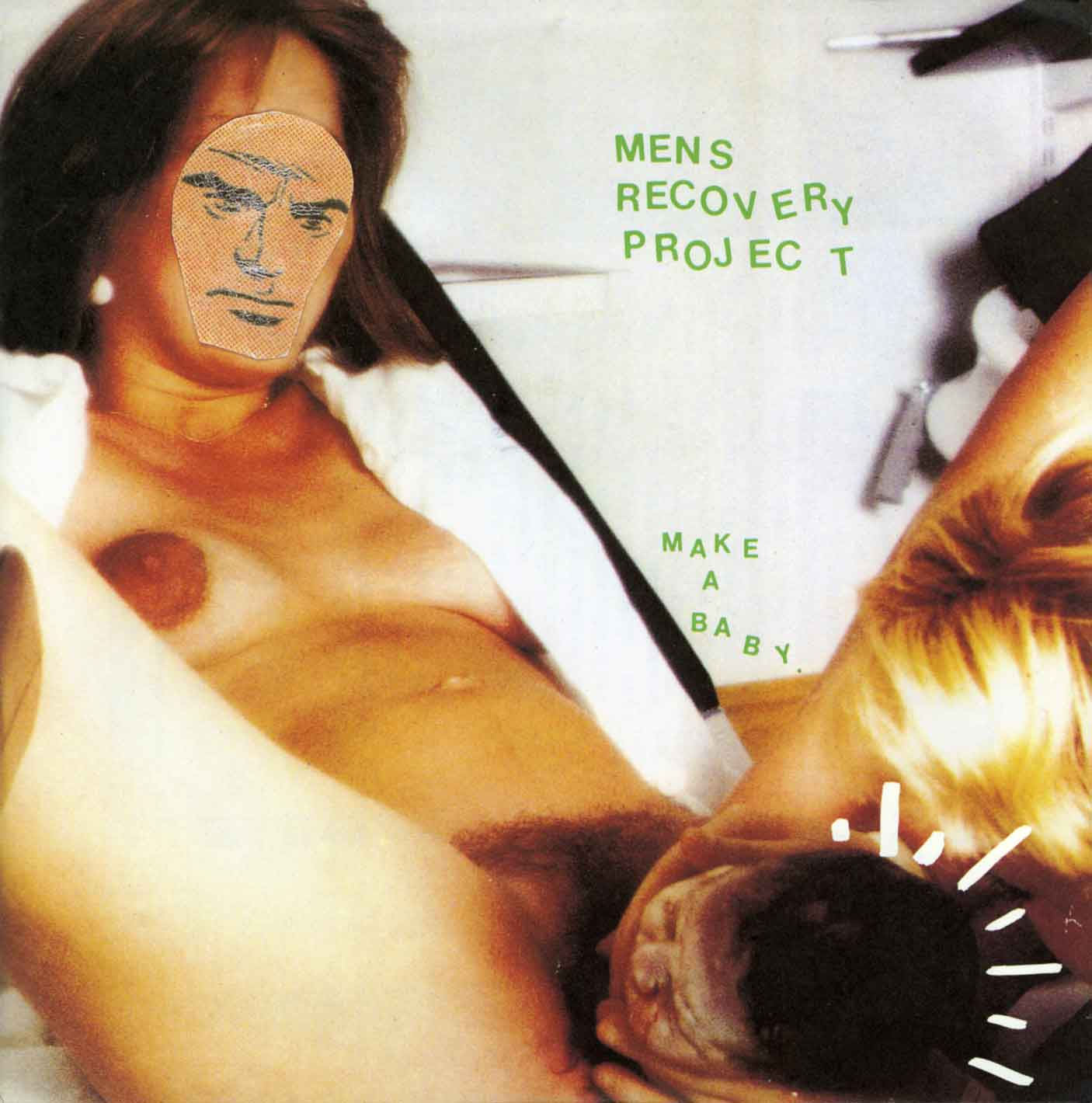"Men's Recovery Project - Make a Baby 7"" ep - Monoroid"