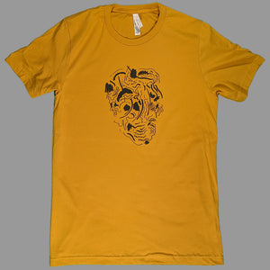 A shirt by Bill Nace - Monoroid