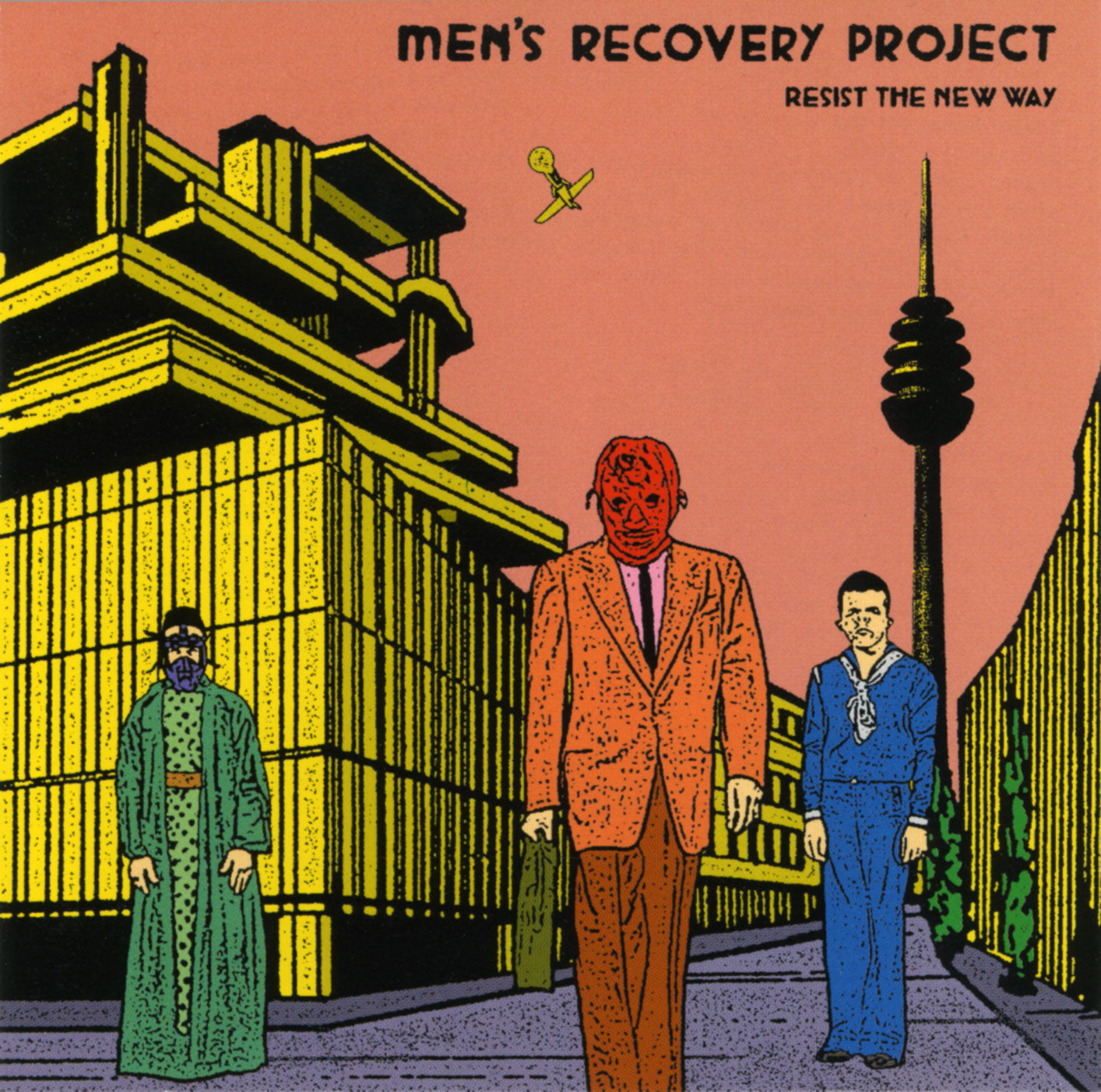 Men's Recovery Project - Resist the New Way CD (Import) - Monoroid
