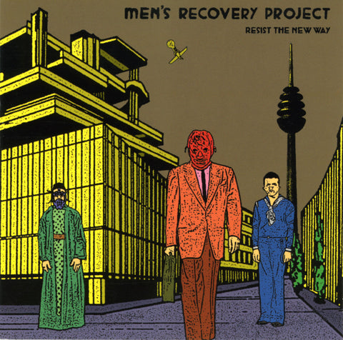 Men's Recovery Project - Resist the New Way CD - Monoroid