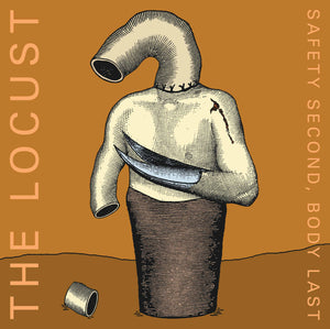 The Locust - Safety Second, Body Last - Monoroid