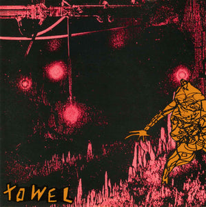 "Towel 7"" ep - Monoroid"
