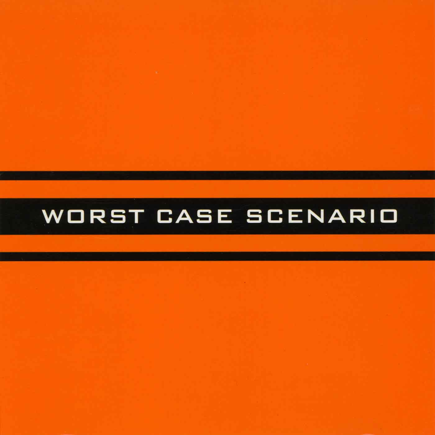Worst Case Scenario - The Complete Works CD - Monoroid
