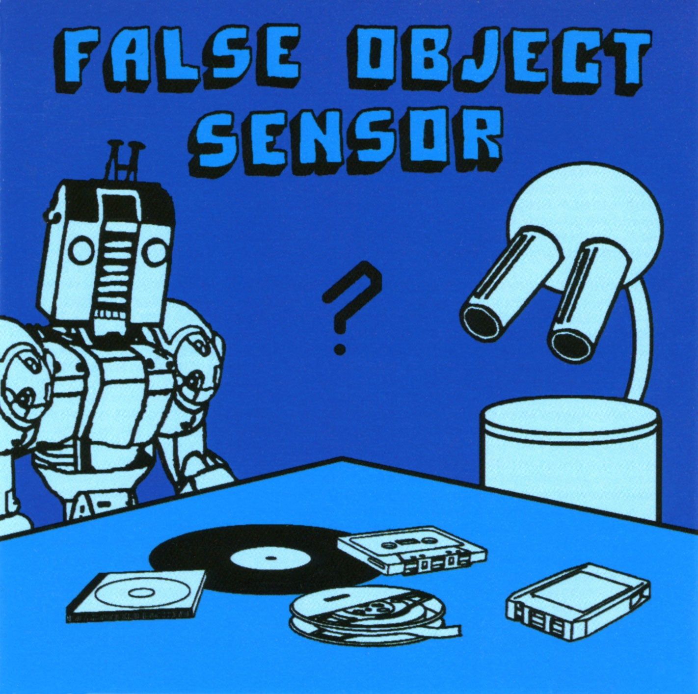 False Object Sensor - Compilation CD - Monoroid