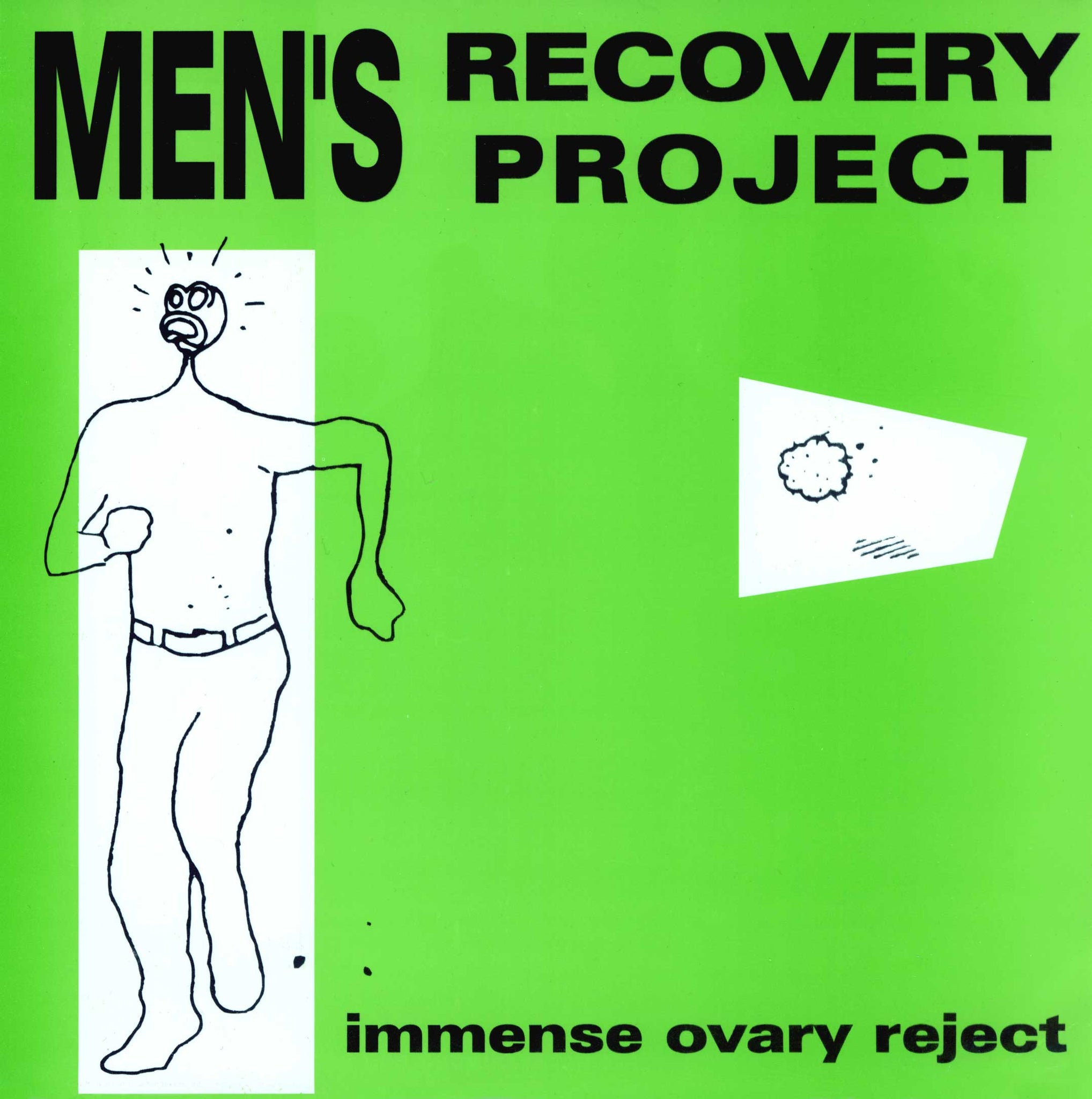 "Copy of Men's Recovery Project - Immense Ovary Reject 7"" - Monoroid"