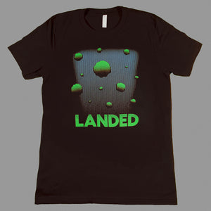 Landed 2018 Shirt - Monoroid