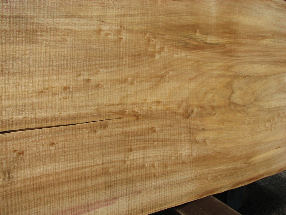 "Cottonwood #6452 - 2-1/2"" x 14 to 22"" x 83"" FREE SHIPPING within the Contiguous US. - Big Wood Slabs"