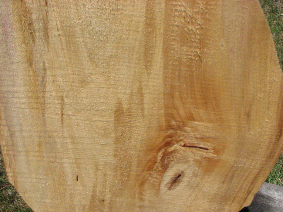 "Cottonwood #6676 - 2-1/4"" x 17"" x 27"" FREE SHIPPING within the Contiguous US. - Big Wood Slabs"