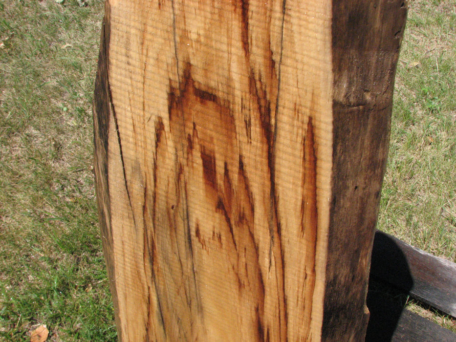 "Cottonwood #6678 - 2-3/8"" x 17-3/4"" x 54-3/4"" FREE SHIPPING within the Contiguous US. - Big Wood Slabs"