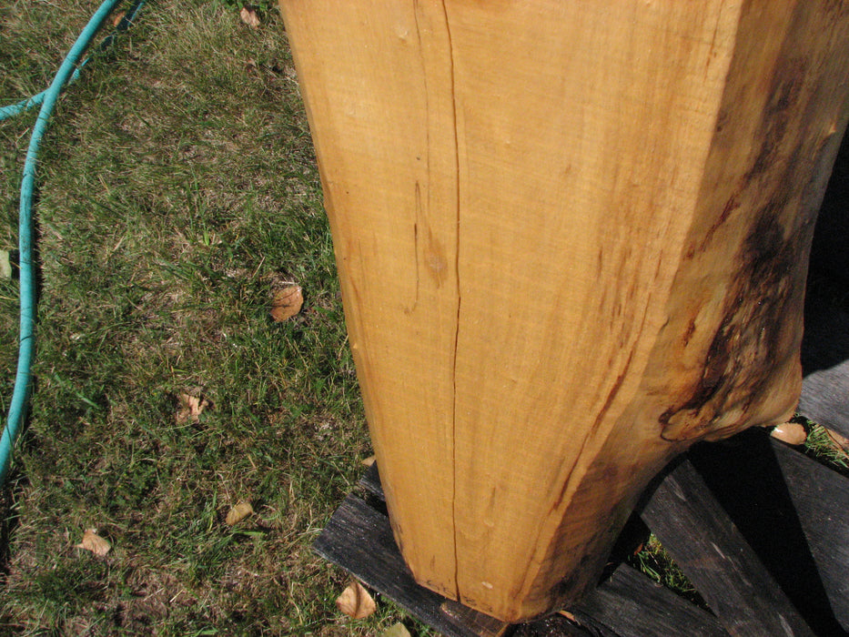 "Cottonwood #6683 - 3-3/4"" x 5"" to 9"" x 48-1/2"" FREE SHIPPING within the Contiguous US. - Big Wood Slabs"