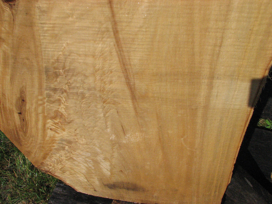 "Cottonwood #6685 - 2-3/8"" x 7-1/2"" to 18-1/2"" x 62"" FREE SHIPPING within the Contiguous US. - Big Wood Slabs"