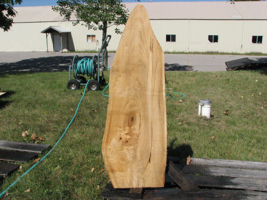 "Cottonwood - 2-1/2"" x 14-1/4"" x 49-1/2"" - Big Wood Slabs"