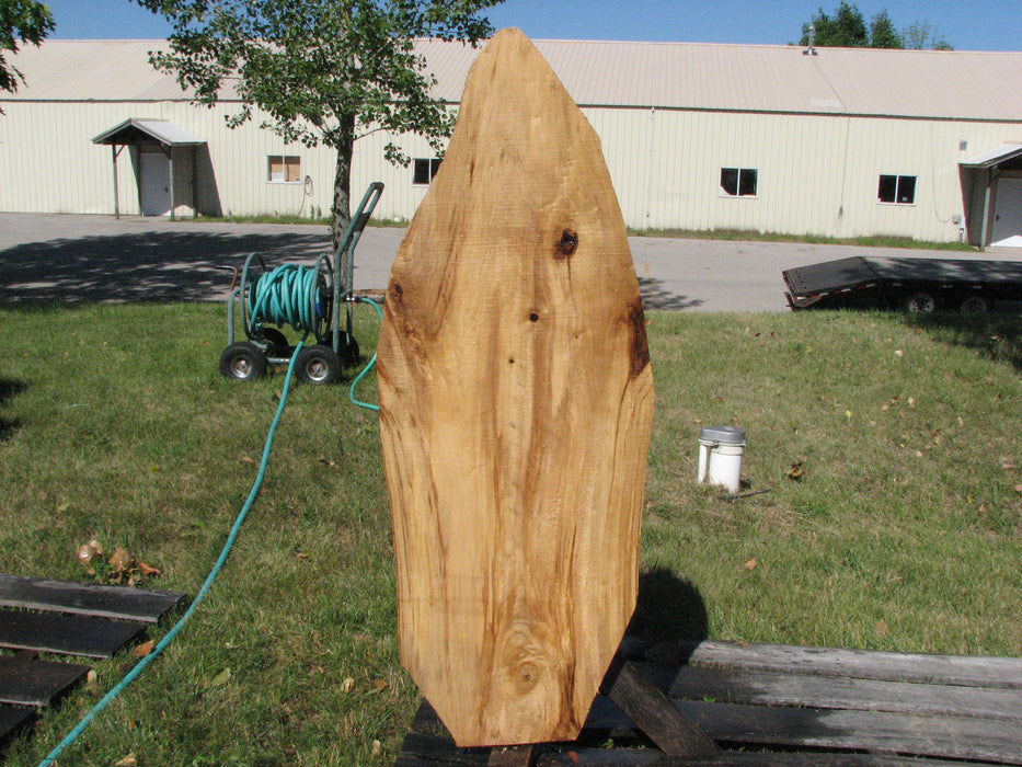 "Cottonwood - 2-1/8"" x 17"" x 58"" - Big Wood Slabs"
