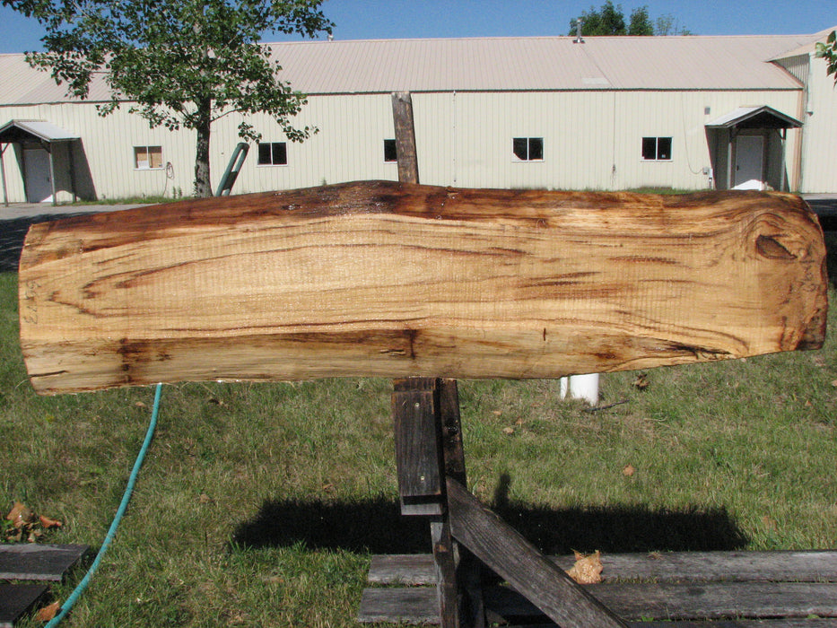 "Cottonwood #6693 - 2-1/4"" x 5-1/4"" to 11"" x 63"" FREE SHIPPING within the Contiguous US. - Big Wood Slabs"