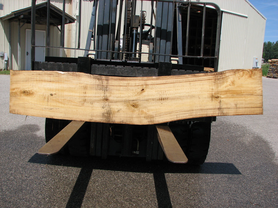 "Cottonwood #6819 - 4"" x 7"" to 15-3/4"" x 95"" - Big Wood Slabs"