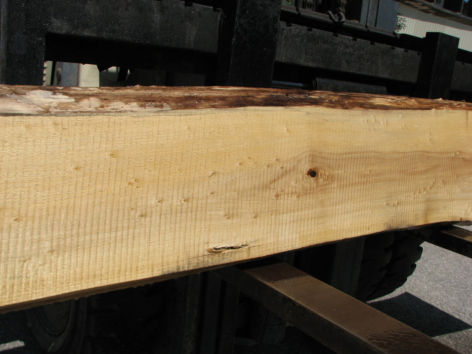 "Cottonwood #6831 - 2-1/4"" x 11-1/2"" to 20"" x 117"" FREE SHIPPING within the Contiguous US. - Big Wood Slabs"