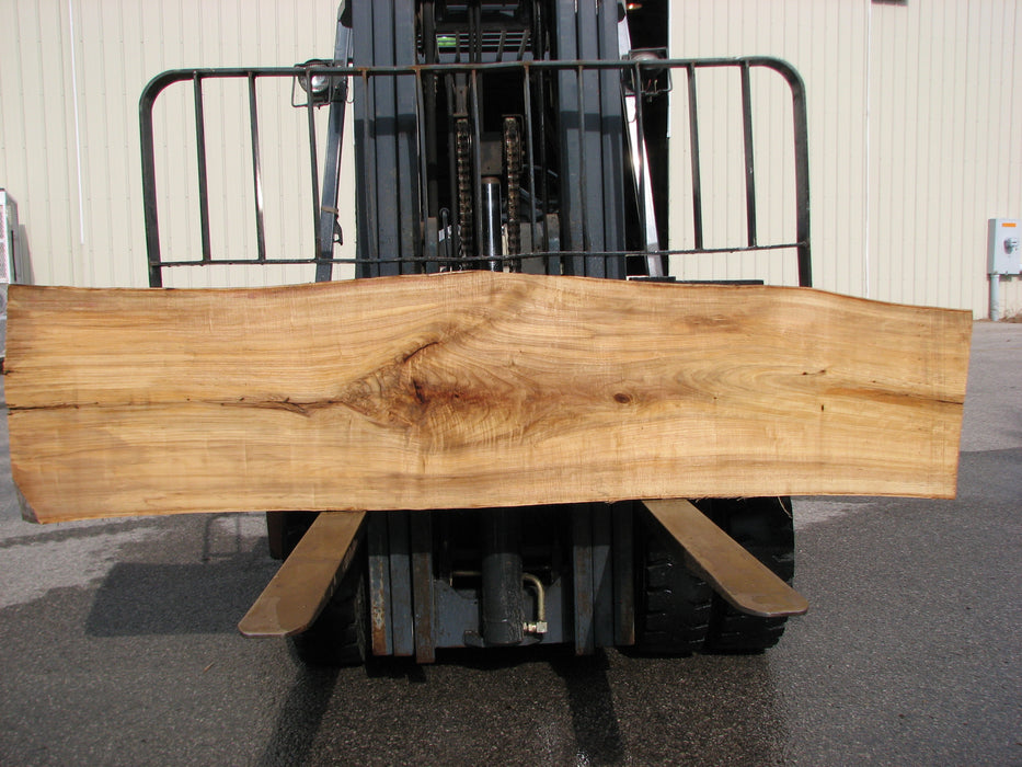 "Cottonwood #6849 - 2-1/4"" x 20-1/2"" - 24"" x 103"" FREE SHIPPING within the Contiguous US. - Big Wood Slabs"