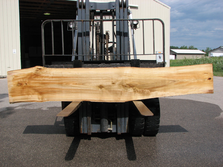 "Cottonwood #6857 - 3-3/4"" x 8"" - 17"" x 119"" FREE SHIPPING within the Contiguous US. - Big Wood Slabs"
