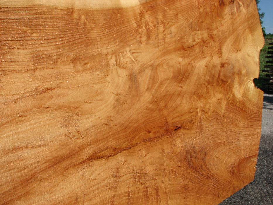 "Willow #6887 (JS) 3"" x 26-1/2"" x 40"" x 72"" FREE SHIPPING within the Contiguous US. - Big Wood Slabs"