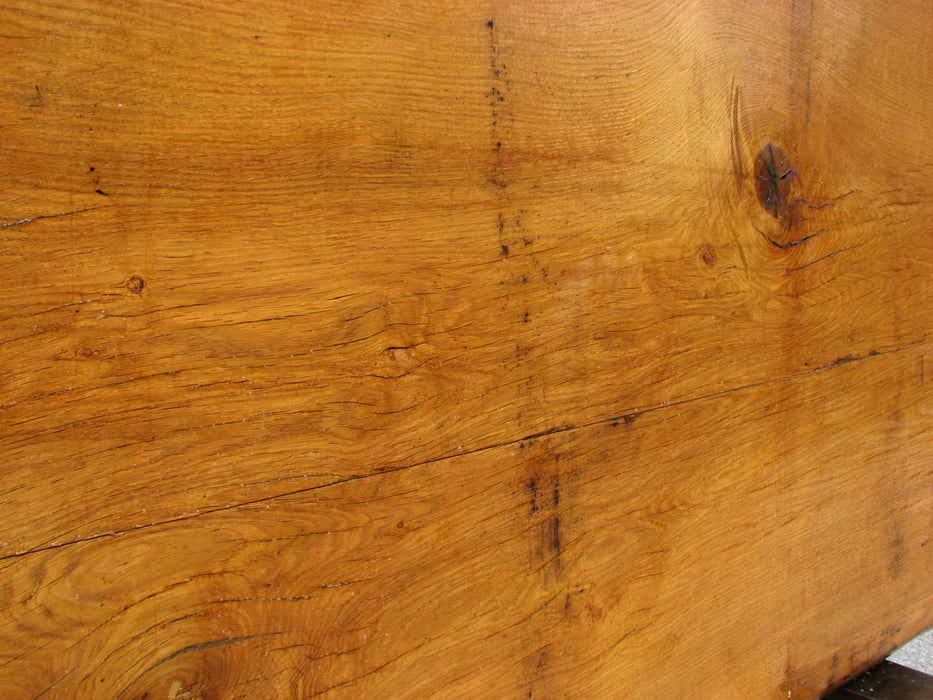 "Oak, White #7030 (JS) - 2-3/8"" x 34-1/2"" - 44-1/2""(set) x 88"" FREE SHIPPING within the Contiguous US. - Big Wood Slabs"