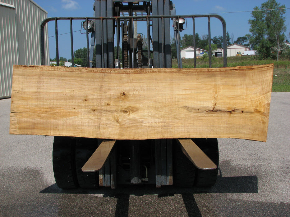 "Cottonwood #7032 (JS) - 2-3/4"" x 25"" to 29"" x 99"" FREE SHIPPING within the Contiguous US. - Big Wood Slabs"