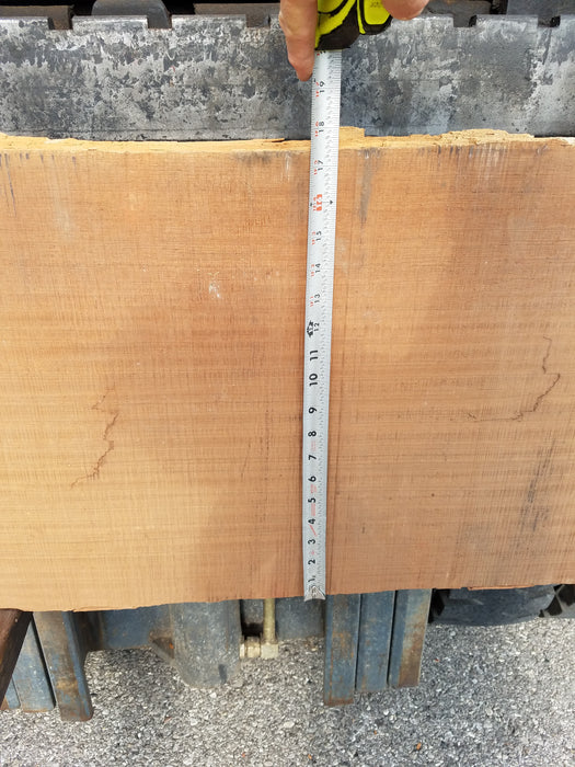 "Jatoba / Brazilian Cherry - 2"" x 20"" to 21"" x 177"""