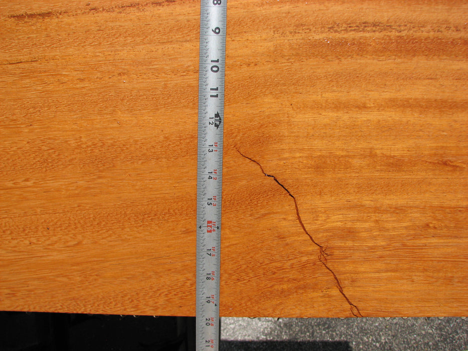 "Angelim Pedra #7215 - 1-1/2"" x 19-5/8"" to 20"" x 112"" - Big Wood Slabs"