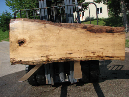 "Cottonwood #7433(OC) - 1-3/4"" x 18"" to 34"" x 97"" FREE SHIPPING within the Contiguous US. - Big Wood Slabs"