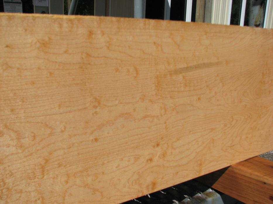 "Maple #7446 - 3/4"" x 9"" x 96"" FREE SHIPPING within the Contiguous US. - Big Wood Slabs"