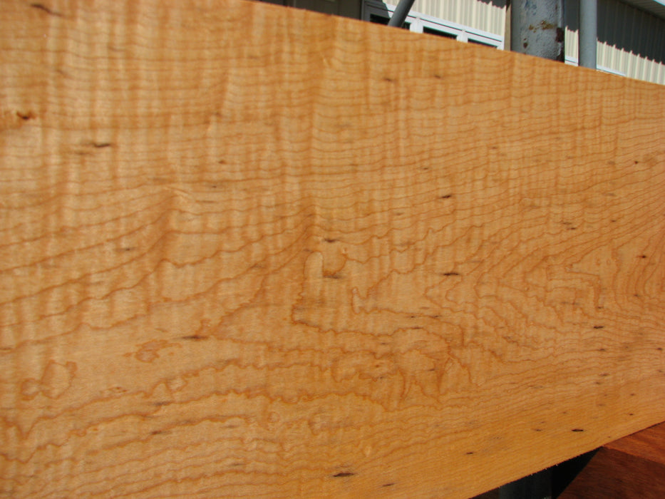 "Maple #7450 - 3/4"" x 6"" x 56"" FREE SHIPPING within the Contiguous US. - Big Wood Slabs"