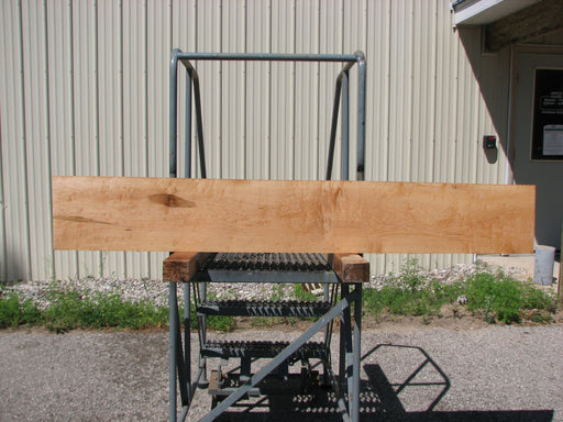 "Maple #7455 - 3/4"" x 9"" x 64"" FREE SHIPPING within the Contiguous US. - Big Wood Slabs"