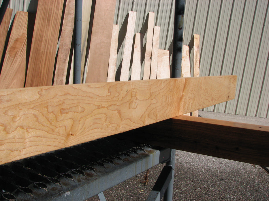 "Maple #7471 - 3/4"" x 3"" x 59"" FREE SHIPPING within the Contiguous US. - Big Wood Slabs"
