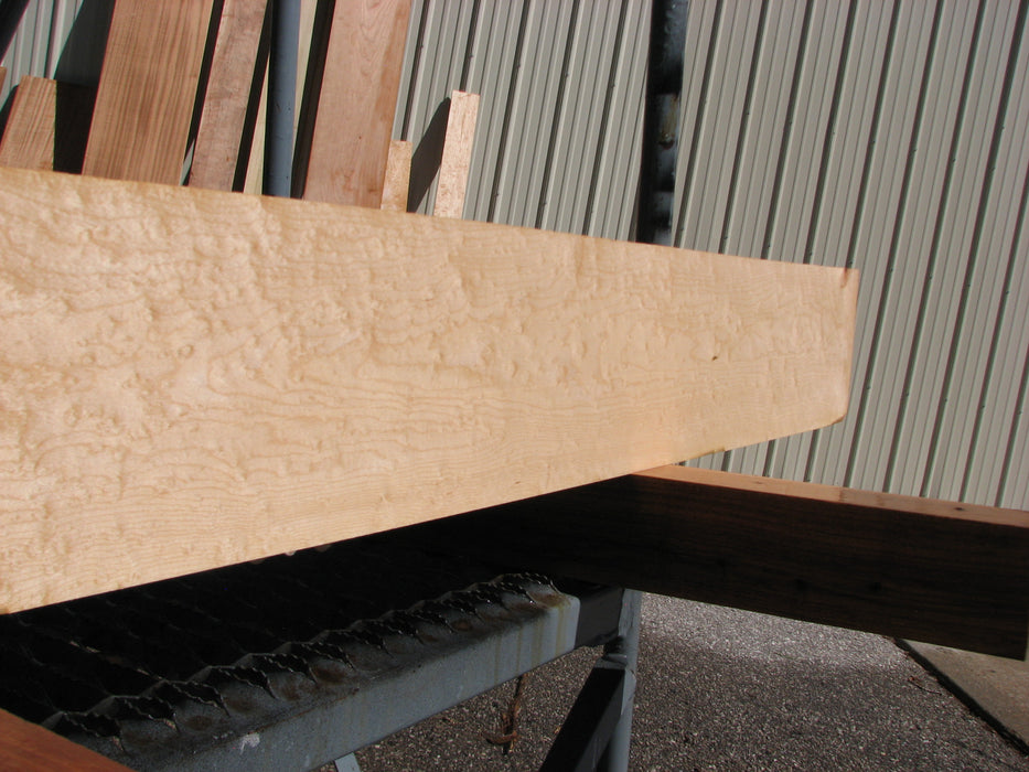 "Maple #7478 - 3/4"" x 5"" x 56"" FREE SHIPPING within the Contiguous US. - Big Wood Slabs"