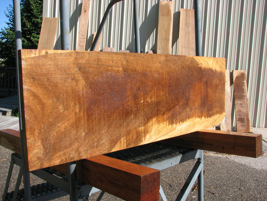 "Freijo #7498 - 15/16"" x 12"" x 36"" FREE SHIPPING within the Contiguous US. - Big Wood Slabs"